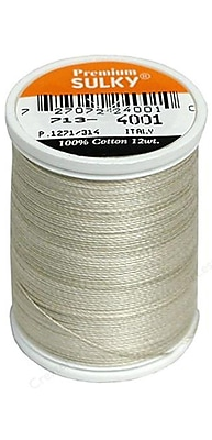 Sulky Blendables Thread 12 Weight, Parchment, 330 Yards