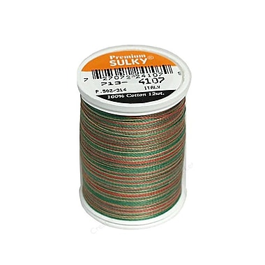Sulky Blendables Thread 12 Weight, Antique Christmas, 330 Yards