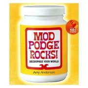 """Sterling Publishing® Book """" Mod Podge Rocks """""""