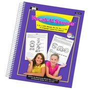 Super Duper® Vocab-U-Sounds™ Fun Sheets Book, Grades K - 5