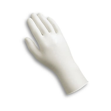 Ansell® Dura-Touch® Disposable Powdered PVC Gloves, Clear, Medium