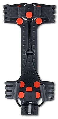 Ergodyne® Trex™ 6310 Adjustable Ice Traction Device, Black, Medium