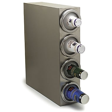 Carlisle 38884G, 4 Cup Dispenser, Vertical Cabinet Model