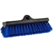 "Carlisle 3619714, 10"" Dual Surface Scrub Brush, Blue"