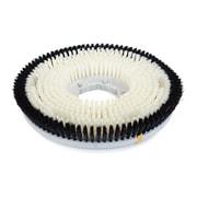 "Carlisle 361400NDF-5N, 14"" D Karpet Kare™ Nylon Carpet Cleaning Brush"