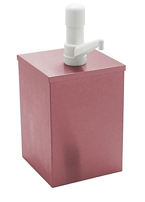Carlisle 38601C, SS Cover for High Volume Dispensers using Fixed Pump 38600R