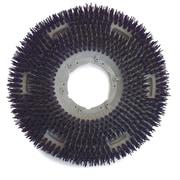 "Carlisle 361200G60-5N, 12"" D Purple Grit Aggressive Stripping Brush"