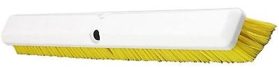 """Carlisle 4189104, 24"""" Omni Sweep, Yellow"""