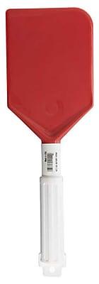 Carlisle Sparta Spatula w/Plastic Handle 13-1/2'', Red