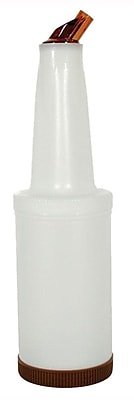 1 qt Plastic Stor N Pour Cocktail Containers - Set of 12