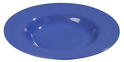 Carlisle Sierrus 13 oz, 9.25'' Pasta/Soup/Salad Bowl, Ocean Blue