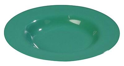 Carlisle Sierrus 13 oz, 9.25'' Pasta/Soup/Salad Bowl, Meadow Green