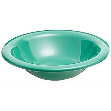 Carlisle Sierrus 6 oz, 6'' Rimmed Bowl, Meadow Green