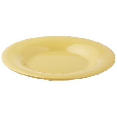 Carlisle Sierrus 5.5'' Bread & Butter Plate, Honey Yellow