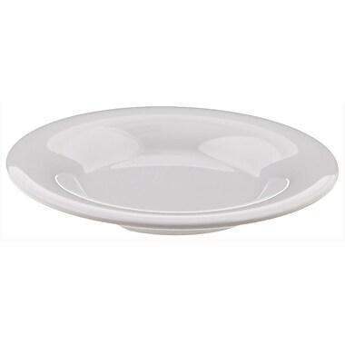 Carlisle Sierrus 5.5'' Bread & Butter Plate, White