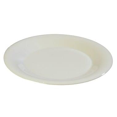Carlisle Sierrus 7.5'' Salad Plate, Bone