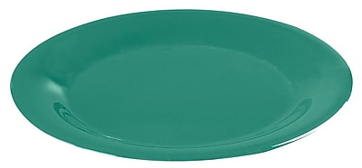 Carlisle Sierrus 7.5'' Salad Plate, Meadow Green