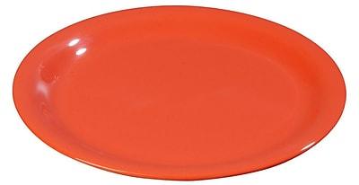 Carlisle Sierrus 6.5'' Pie Plate, Sunset Orange