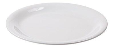 Carlisle Sierrus 7.25'' Salad Plate, White