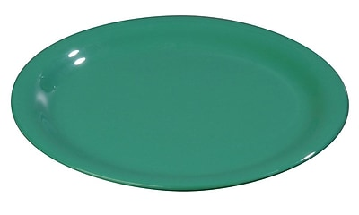 Carlisle Sierrus 9'' Dinner Plate, Meadow Green