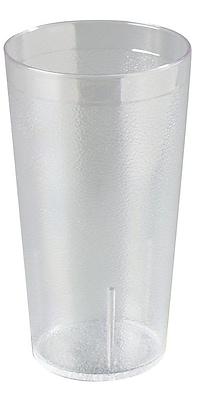 Carlisle 5116-207, 16.5 oz PC Stackable Tumbler, Clear