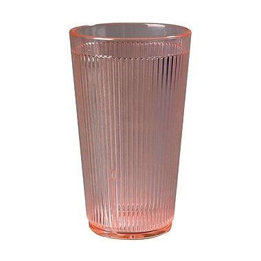 Carlisle 403552, 20 oz Crystalon PC Tumbler, Sunset Orange