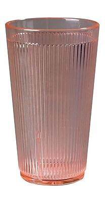 Carlisle 403552, 20 oz Crystalon PC Tumbler, Sunset Orange