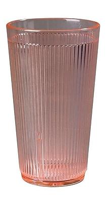 Carlisle 403452, 16 oz Crystalon PC Tumbler, Sunset Orange