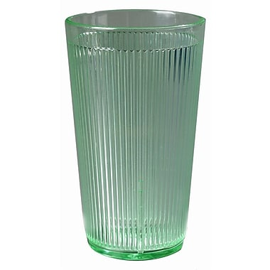Carlisle 403409, 16 oz Crystalon PC Tumbler, Green