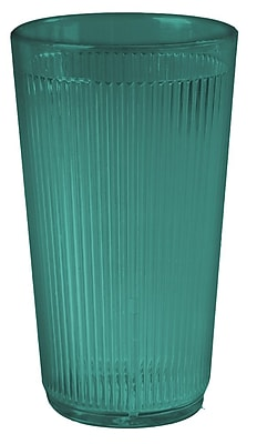 Carlisle 20 oz Crystalon® Stack-All® SAN Tumbler, Jade