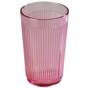 Carlisle 8 oz Crystalon® Stack-All® SAN Tumbler, Rose