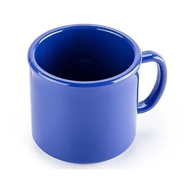 Carlisle 10 oz, 3.25'' PC Stackable Mug, Ocean Blue