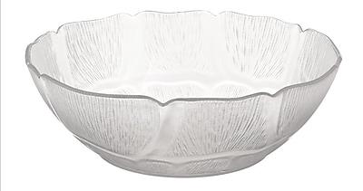 Carlisle 18 oz Petal Mist Bowl, Clear
