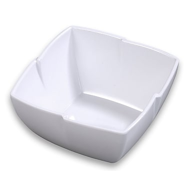 Carlisle 7'' Rave Serving Bowl, White