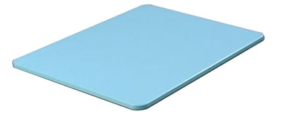 Carlisle 1288602, 15'' x 20'' x .75'' White Cutting Board, White