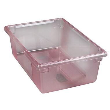 Carlisle 10622C05, 12-1/2 gal 18'' x 26'' x 9'' Color Coded Food Storage Box, Red
