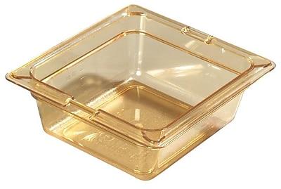 Carlisle 1050013, One-Sixth Size HH Food Pans - 2.5'' (1.1 qt)