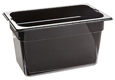 Carlisle 1048203, One-Quarter Size HH Food Pans - 6'' (4.0 qt)
