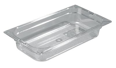Carlisle 1026007, One-Third Size PC Food Pans - 2.5'' (2.4 qt)