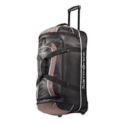 "Samsonite® Andante 28"" Drop Bottom Wheeled Duffle, Black/Gray"