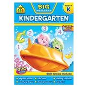 School Zone® Big Workbook, Grade Kindergarten/Ages 5-6