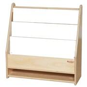 "Tot Furniture™ 25""(H) Fully Assembled Plywood Toddler Bookshelf"