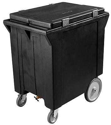 Carlisle IC2220-03, 200 lb Ice Caddy, Black