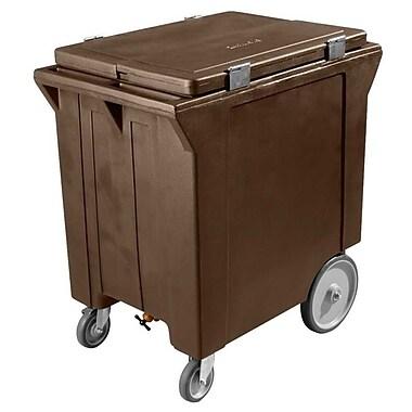 Carlisle IC2220-01, 200 lb Ice Caddy, Brown