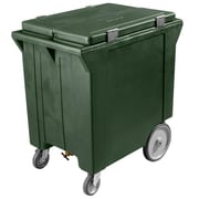 Carlisle IC2220-08, 200 lb Ice Caddy, Forest Green