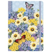"LANG® Botanical Gardens Blue Classic Writing Journal, 8 1/4"" x 6"""