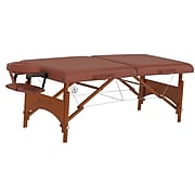 """Master Massage® Fairlane™ Therma-Top® 28"""" Portable Massage Table Package, Cinnamon"""