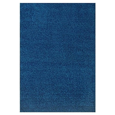 Milliken Modern Times Harmony Blue Jay Area Rug; Rectangle 2'1'' x 7'8''