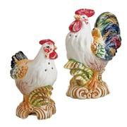 Kaldun & Bogle Tuscan Rooster 2 Piece Salt & Pepper Shaker Set