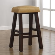 American Heritage Saddle 30'' Bar Stool; Mango